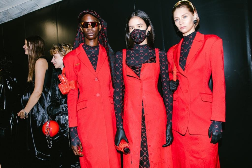 paris pandemic fashion
